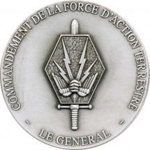 COMMANDEMENT DE LA FORCE D'ACTION TERRESTRE LE GENERAL