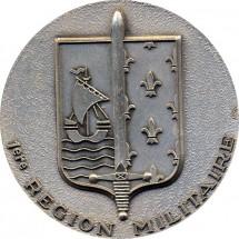 DISSOLUTION 1° REGION MILITAIRE - LE GENERAL AU SERGENT L.