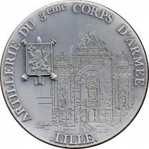 ARTILLERIE DU 3° CORPS D'ARMEE