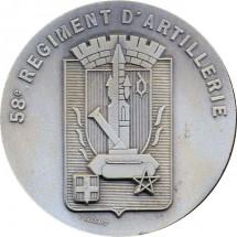 58° REGIMENT D'ARTILLERIE