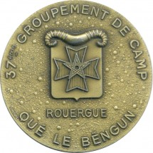 37° GROUPEMENT DE CAMP ROUERGUE