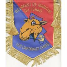 REGIMENT DE MARCHE DU TCHAD LES CCH