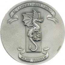 2° REGIMENT DE DRAGONS 350° ANNIVERSAIRE 1° JUIN 1985