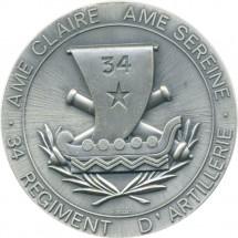 34° REGIMENT D'ARTILLERIE