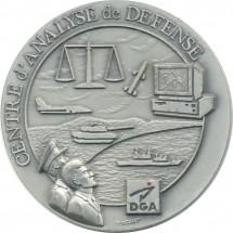 CENTRE D'ANALYSE DE DEFENSE DGA