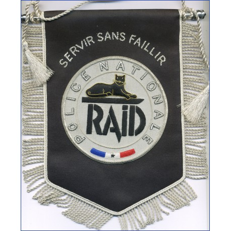 RAID POLICE NATIONALE