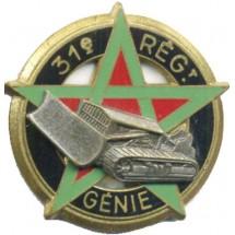 31° REGIMENT DU GENIE