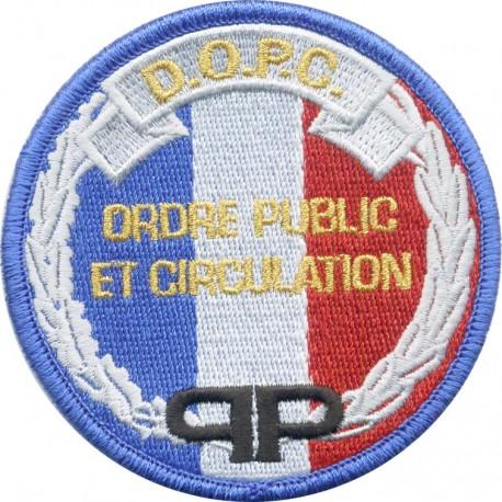 POLICE PARIS / ORDRE PUBLIC ET CIRCULATION