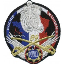 POLICE NATIONALE / MOTOCYCLISTE 84
