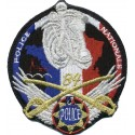 POLICE NATIONALE / MOTOCYCLISTE 84