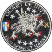 QUART DE NUIT SUD - SEINE ET MARNE