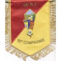 48° REGIMENT DE TRANSMISSIONS 10° COMPAGNIE