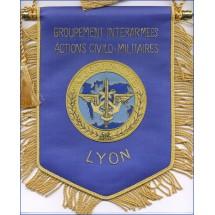 GROUPEMENT INTERARMEES ACTION CIVILO MILITAIRES LYON