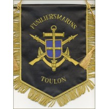 FUSILIERS MARINS TOULON