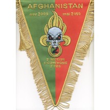 2° REG 2° COMPAGNIE 2° SECTION AFGHANISTAN 2009-2010