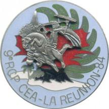 9° RCP CEA LA REUNION 84
