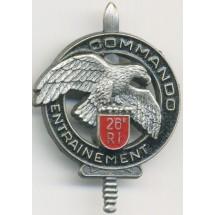 COMMANDO ENTRAINEMENT N° 26