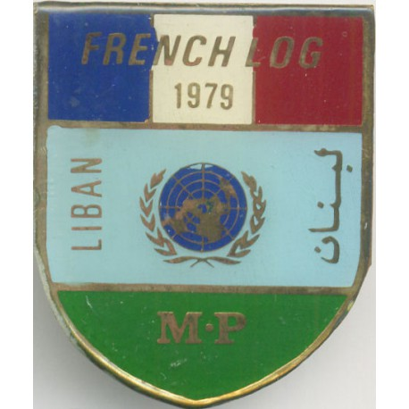 FRENCH LOG 1979 MP