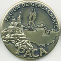 REGION GENDARMERIE PACA
