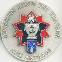 DIRECTION MIXTE DES TRAVAUX AUX ANTILLES