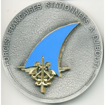FORCES FRANCAISES STATIONNEES A DJIBOUTI