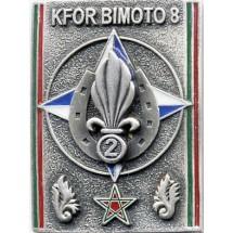 2° REI KFOR BIMOTO COMMISSARIAT