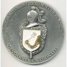 GENDARMERIE COMMISSARIAT RESIDENT LE BLANC